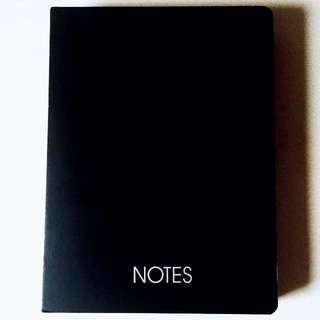 *RESERVED* Notes Blank Pages Notebook 6 Colors