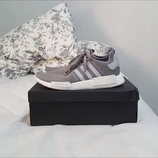 Negotiable: ADIDAS NMD R1: Silver