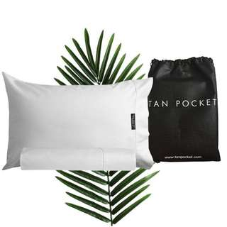 Tan Pocket White