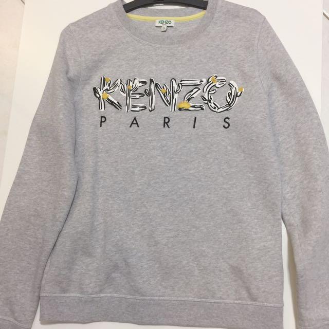 100% Authentic Kenzo Paris sweatshirt