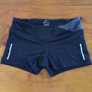 Nike Dri-fit Booty Shorts