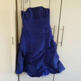 Strapless Dress (Handmade)