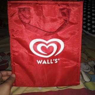 #prelovedkusayang Cooller Bag Ori Walls