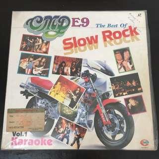 The Best Of Slow Rock Vol. 1 Karaoke LD