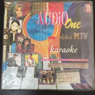 Audio One Koleksi MTV Karaoke Lagu-Lagu Popular Melayu LD