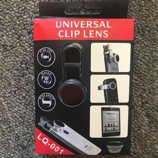 Universal Clip-on Lens