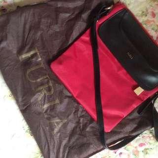 REPRICED FURLA slingbag