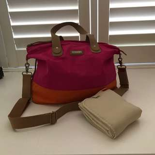 Storksak Nappy Bag