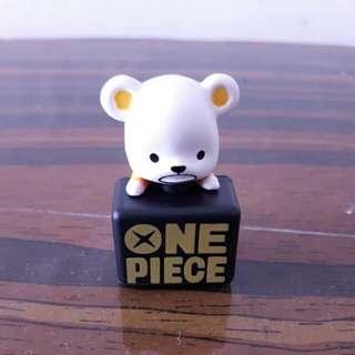 one piece 培波手機防塵塞/扭蛋/公仔