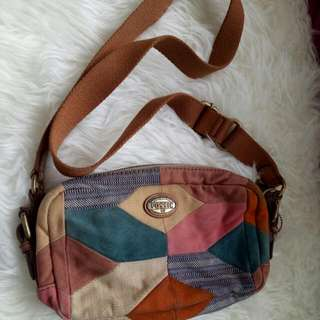 Fossil Patchwork, I Heart Sale