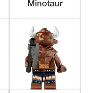 Lego Series 6 Minifigures Minotaur