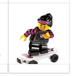 Lego Series 6 Minifigures Skater