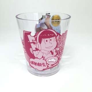 日本製小松君小松先生膠杯 可入洗碗機270ml