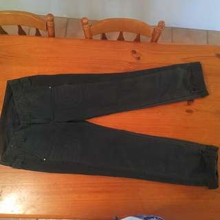 G-Star Khaki Military Green Jeans