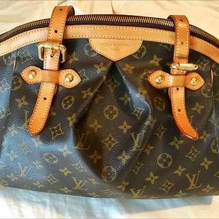 Genuine Louis Vuitton Tivoli GM Large Tote Bag