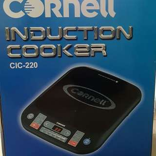 Induction Cooker Come With Pot & Lid