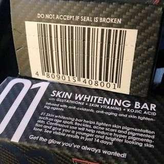 Skin Whitening Bar 01