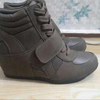 Hidden Heel Boots