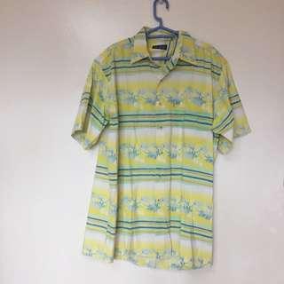 Arrow Hawaiian Short Sleeves