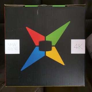 Magoc TV MTV9000 4K 高清機頂盒 可裝 android Apps 香港行貨