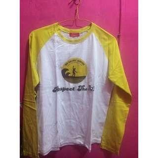 Baju / Kaos Lengan Panjang 70's