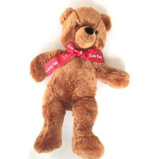 熊仔公仔夾公仔機景品bear Doll