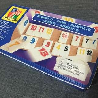 Rummy-O - Board games
