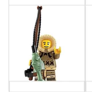 Lego Series 5 Minifigures Eskimo