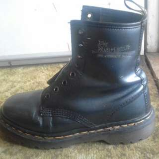Midnight Blue Dr Martens