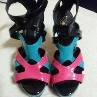 Heels Shoe Size 8