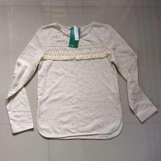 H&M Conscious Beige Sweater