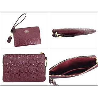 Authentic Coach Wristlets from US