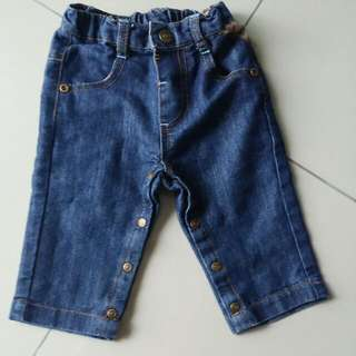 Fiffy Jeans Size 14 6-9mths