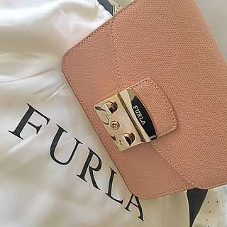 Brand new Furla Mini cross body Bag