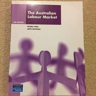 The Australian Labour Market