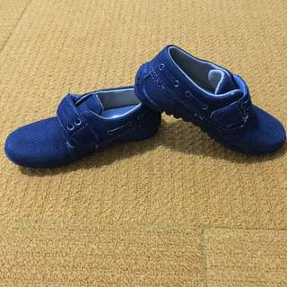 Baby Oxford black Shoes