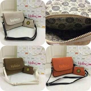 Kipling 2 In 1 bag set