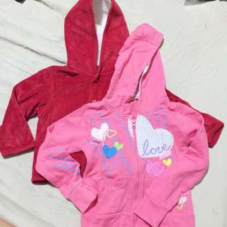 Take All Kids' Girls' Hoodies Jackets Sweaters