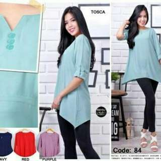 Blouse Ceruty (Good Quality)