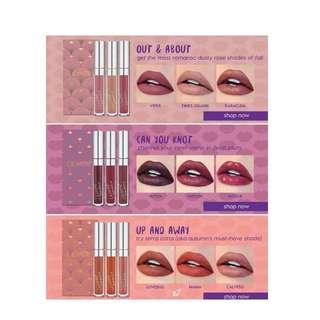Colourpop Full Size 3n1 set