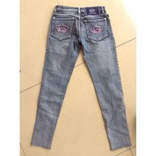 Victoria Beckham Rock And Republic Jeans