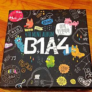 [Preloved] B1A4 - What's Happening?