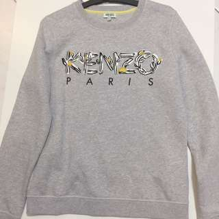100% Authentic Kenzo Paris sweatshirt