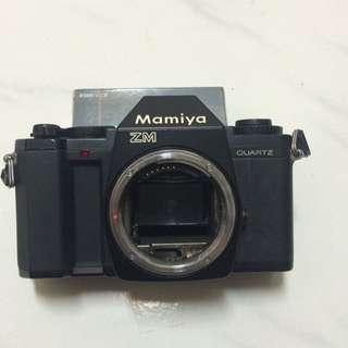 Mamiya-ZM底片相機