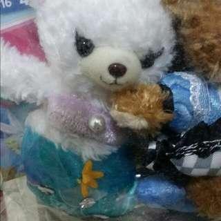 美人魚大學熊