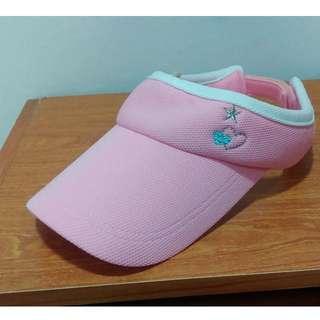 (二手)粉紅帽