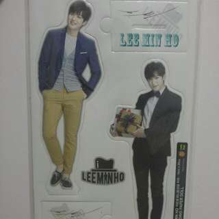 [BNIP] Lee Minho Standing Paper Doll