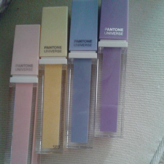 4 Sephora Gloss