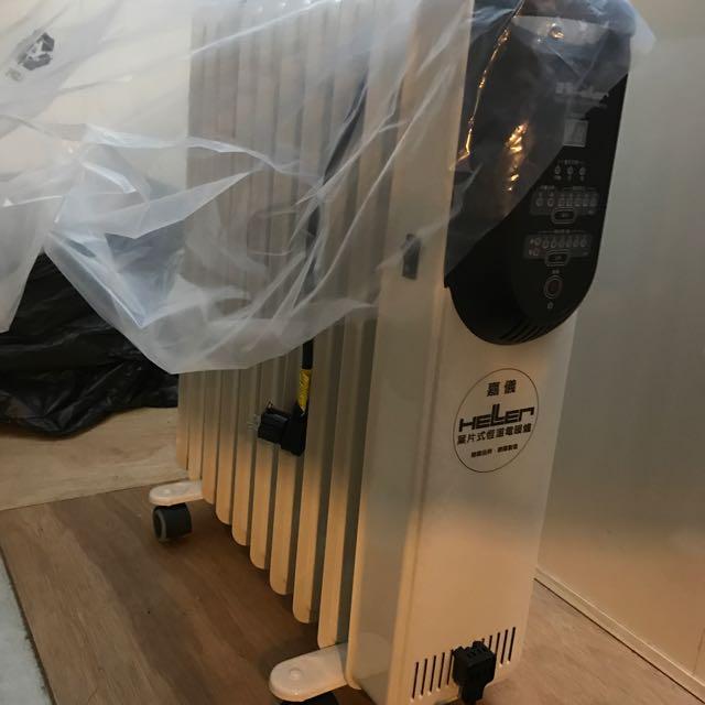 嘉儀葉片式電暖器、暖爐