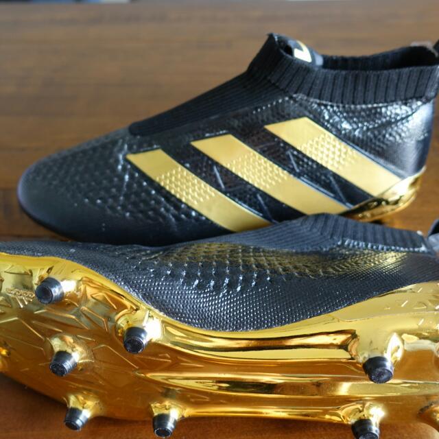 hot sales 0f0c9 da829 Adidas Pure control Football Pogba Golden Boots Size 11 ...